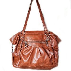 Nine West Tan Shoulder Bag